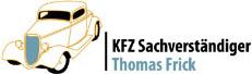 KFZ Sachverständiger Thomas Frick Logo